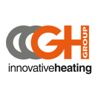 Логотип компании «GH Induction»