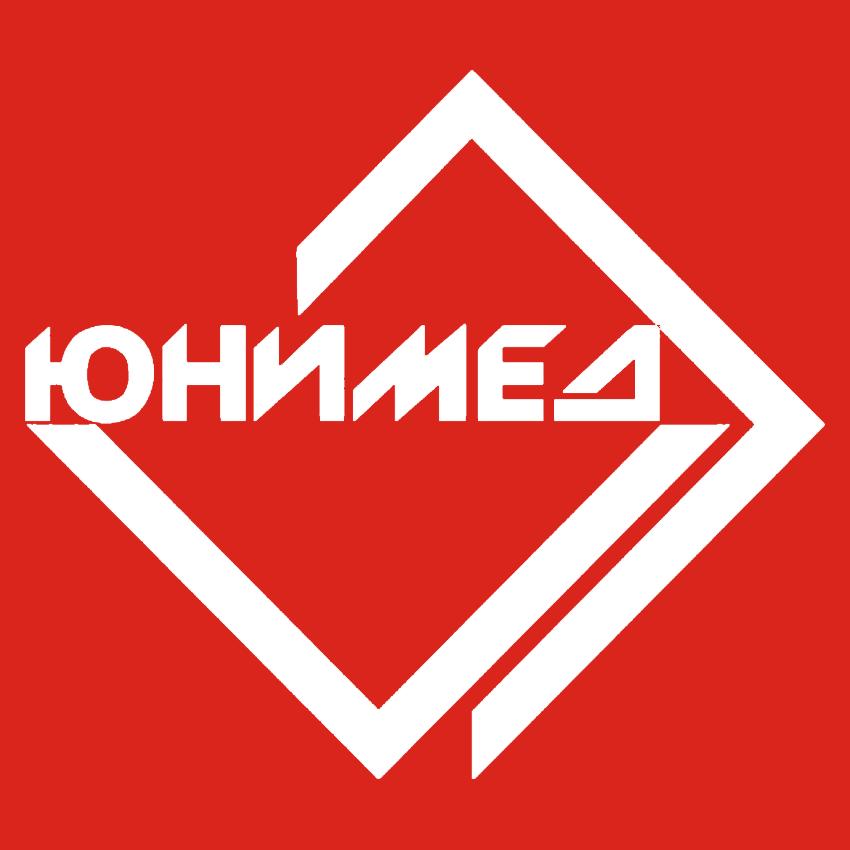 Логотип компании «ГК «Юнимед»»