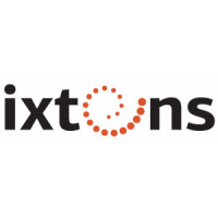 Логотип компании «Ixtens»