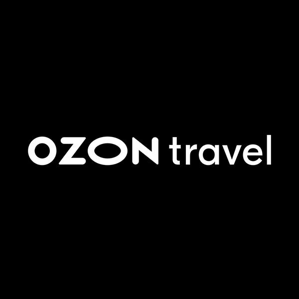 Логотип компании «OZON.travel»