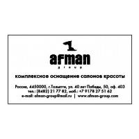 Логотип компании «Афман Групп»