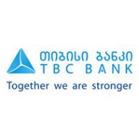Логотип компании «TBC Bank»