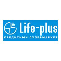 Логотип компании «Life-Plus»