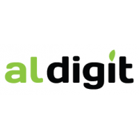 Логотип компании «Al Digit»