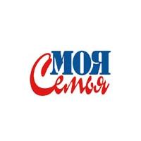 Логотип компании «Холдинг Моя Семья»