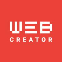 Логотип компании «Веб Креатор»