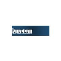 Логотип компании «Унифин»