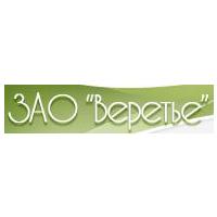 Логотип компании «Веретье»