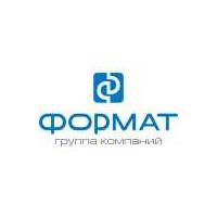 Логотип компании «ГК ФОРМАТ»