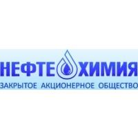 Логотип компании «Нефтехимия»