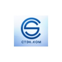 Логотип компании «СТЭК.КОМ»