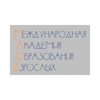 Логотип компании «Международная Академия Образования Взрослых (МАОВ)»