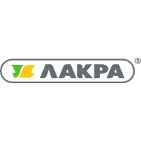 Логотип компании «Лакра»