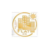 Логотип компании «ФЛЭТ и Ко»