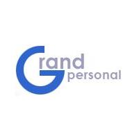 Логотип компании «Гранд-Персонал»