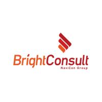 Логотип компании «BrightConsult»