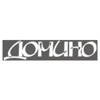 Логотип компании «Издательство Домино»