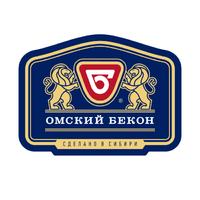 Логотип компании «Омский бекон»