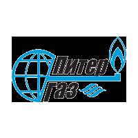 Логотип компании «Питер Газ»