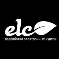 Логотип компании «eLearning Сenter»
