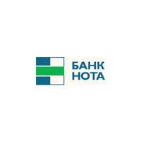 Логотип компании «НОТА-Банк»