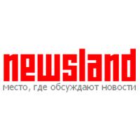 Логотип компании «Newsland»