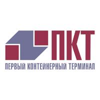 Логотип компании «Первый контейнерный терминал»