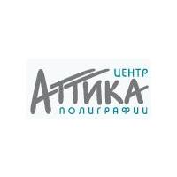 "Логотип компании «Центр полиграфии ""Аттика""»"