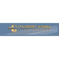 Логотип компании «Группа компаний Градиент Альфа»