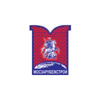 Логотип компании «Мосзарубежстрой»