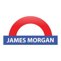 Логотип компании «James Morgan»