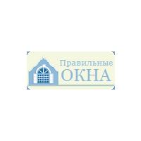 Логотип компании «Правильные окна»