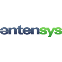 Логотип компании «Entensys»