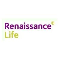 Логотип компании «Ренессанс Жизнь»