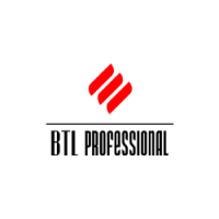 Логотип компании «BTl Professional»