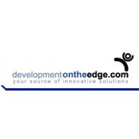 Логотип компании «DevelopmentOnTheEdge»