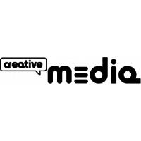 Логотип компании «Креатив Медиа»