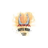 Логотип компании «Skiffle Media»