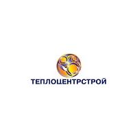 Логотип компании «ГК Теплоцентрстрой»