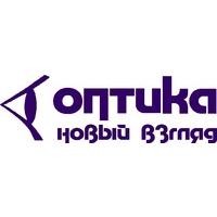 Логотип компании «Оптика Новый Взгляд»
