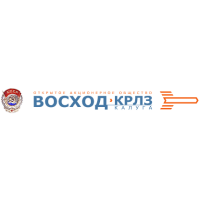 Логотип компании «Восход - Калужский радиоламповый завод (Восход-КРЛЗ)»