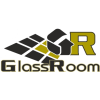 Логотип компании «GlassRoom»
