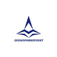 Логотип компании «Ленморниипроект»