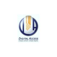 Логотип компании «Digital Access»