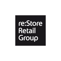 Логотип компании «re:Store Retail Group»