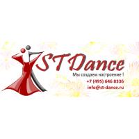 Логотип компании «ST-Dance»