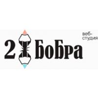 Логотип компании «2 Бобра»