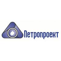 Логотип компании «Петропроект»