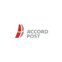 Логотип компании «Аккорд Пост»
