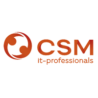 Логотип компании «CSM»